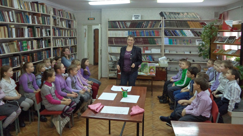 Заседание клуба «Зеленая республика»