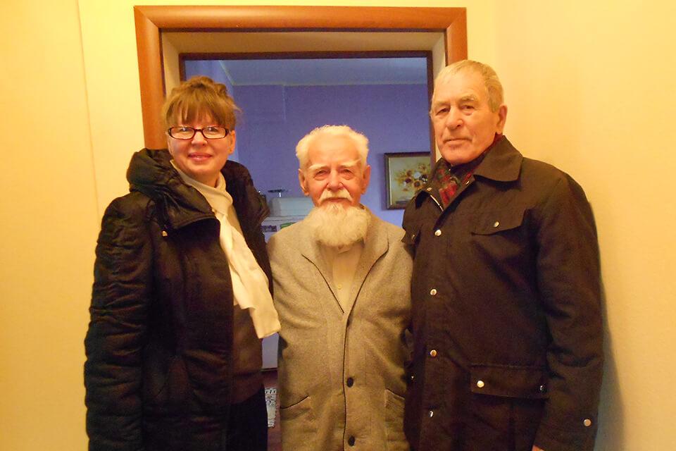 Визит к Павленко Алексею Сергеевичу