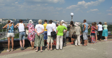 Обзорные экскурсии по Белгороду