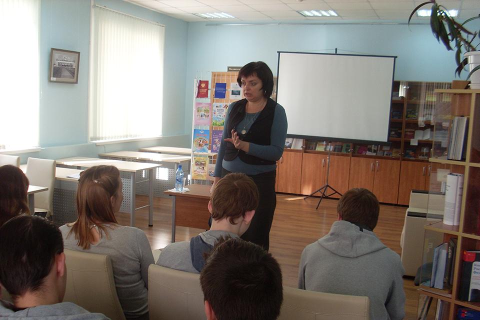 Заседание Клуба молодого и будущего избирателя «Диалог»