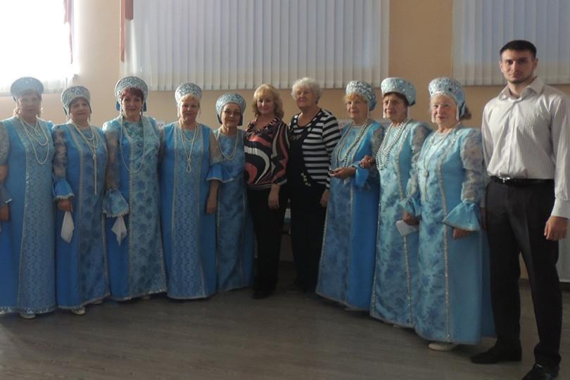 Юбилейный концерт ансамбля «Незабудки»