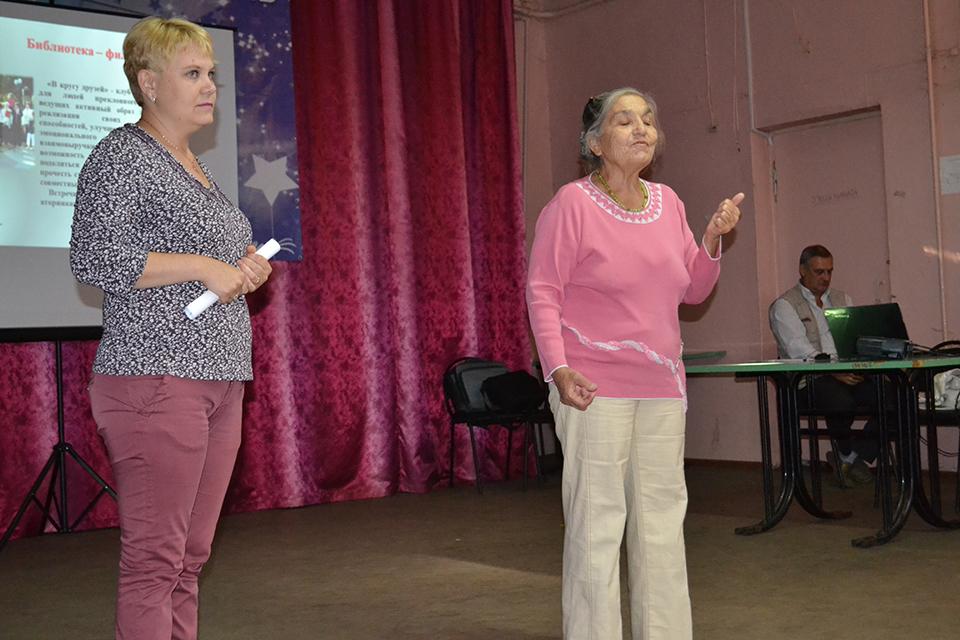 Встреча с участниками «Школы общественной активности»