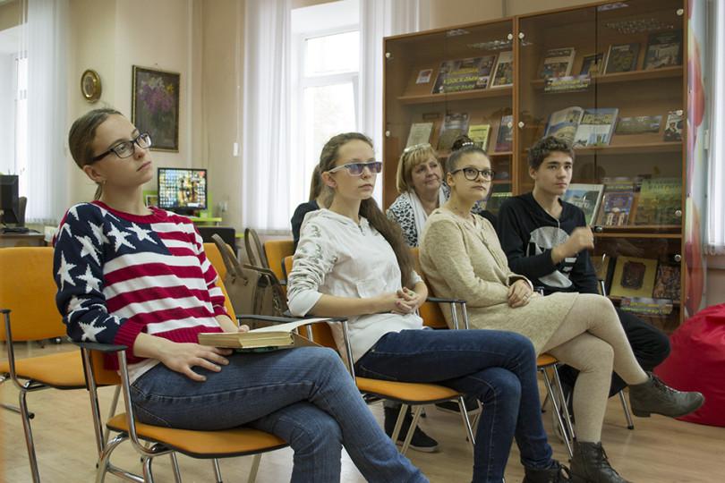 Литературно-поэтический час «Знакомый ваш Сергей Есенин»