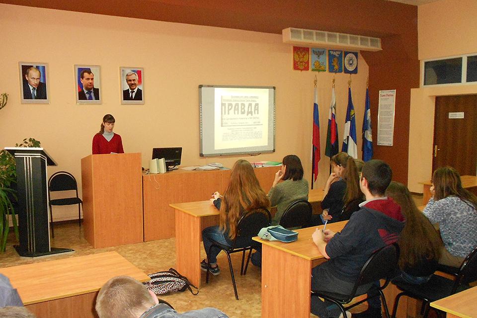 Литературный вечер «Великая Отечественная война глазами К. М. Симонова»