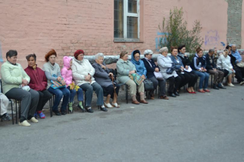 «Праздник улицы Николая Островского»