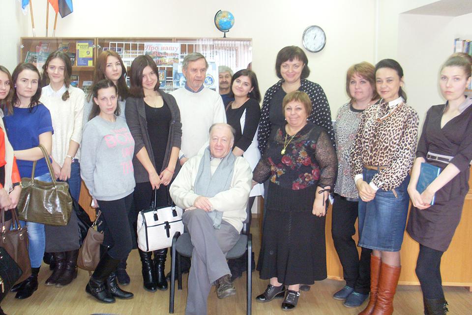 Литературный праздник «Высоким слогом о России»