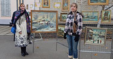 Праздник улицы Н. Некрасова «Кому на Руси жить хорошо»