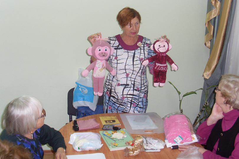 Заседание творческого клуба «Родник»
