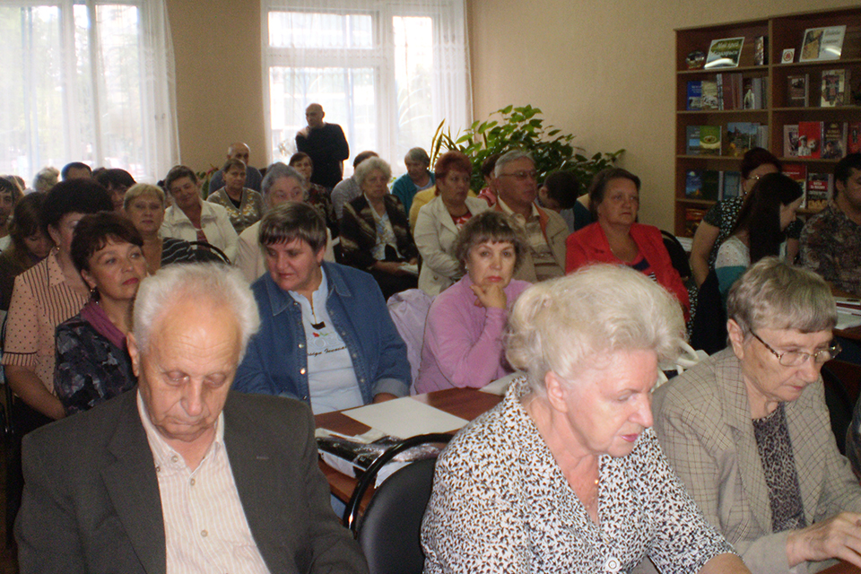 Совещание-семинар партийного проекта «Управдом»