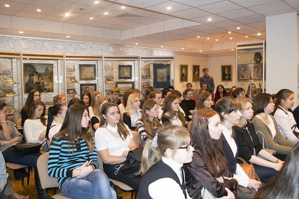 Открытие Дней литературы в городе Белгороде