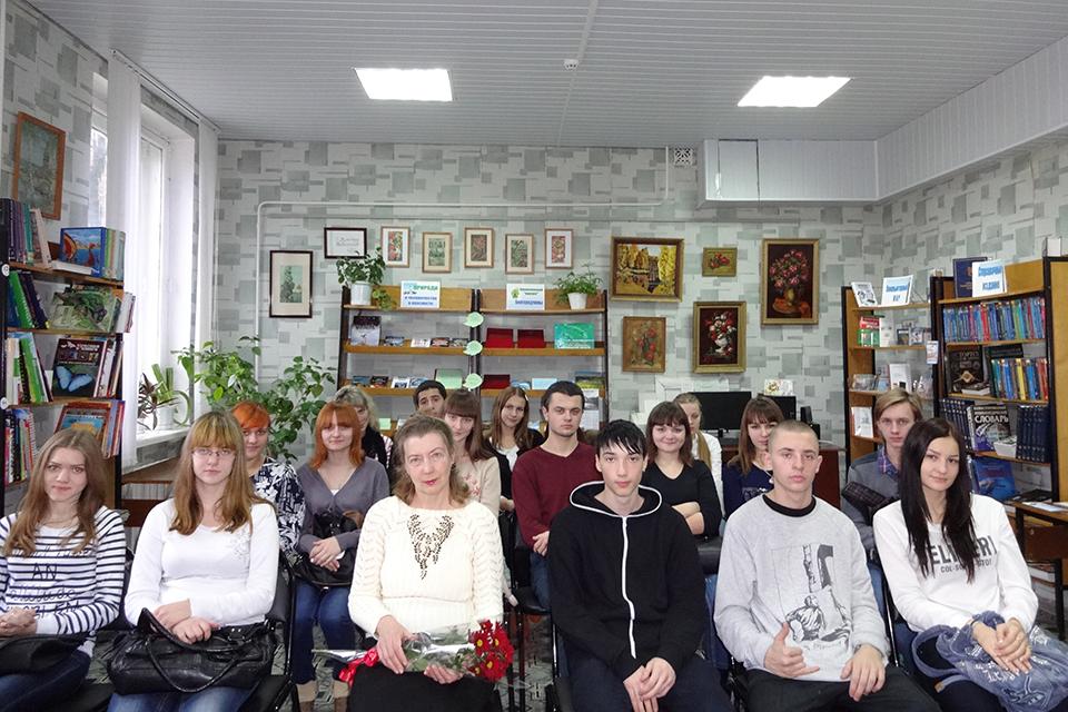 «Ещё встречаются стихи» — встреча с И. Н. Чернявской