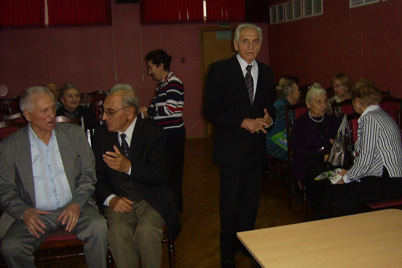 Встреча клуба любителей здорового питания «Смак»
