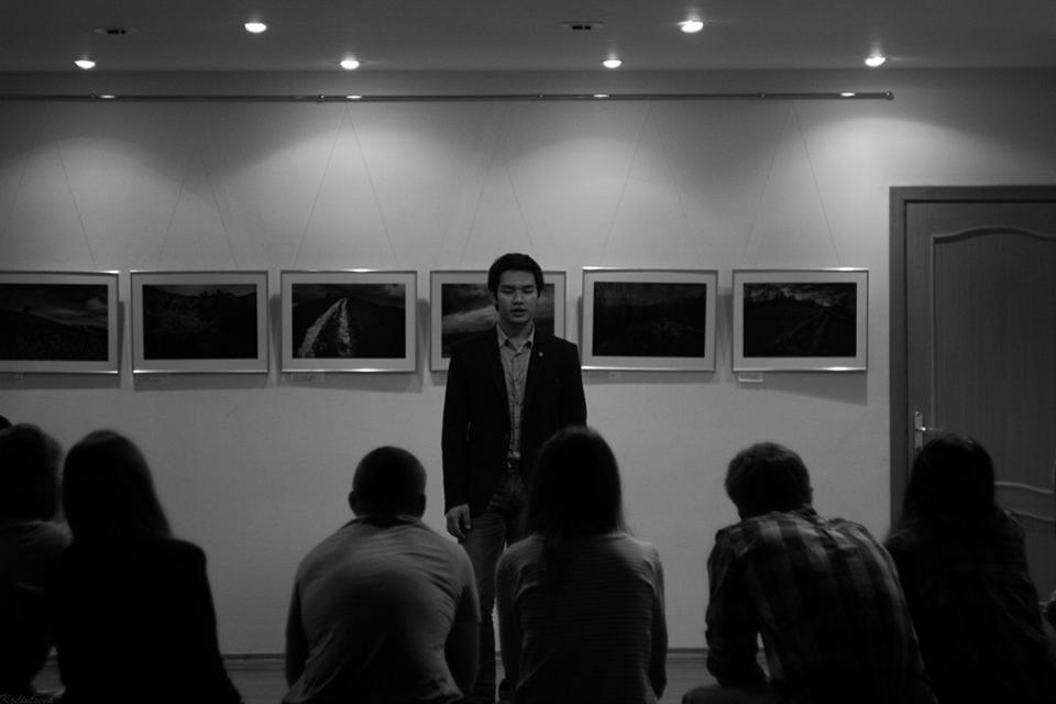 Творческий вечер книжного клуба «Букля»