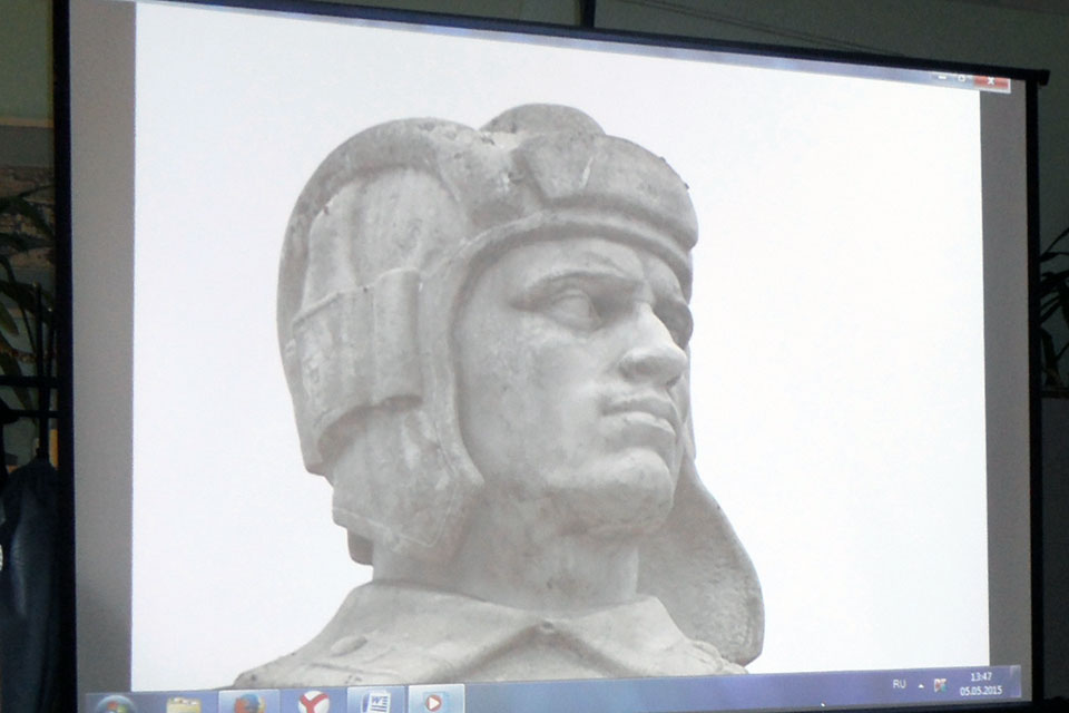 «История одного подвига – Андрей Попов»