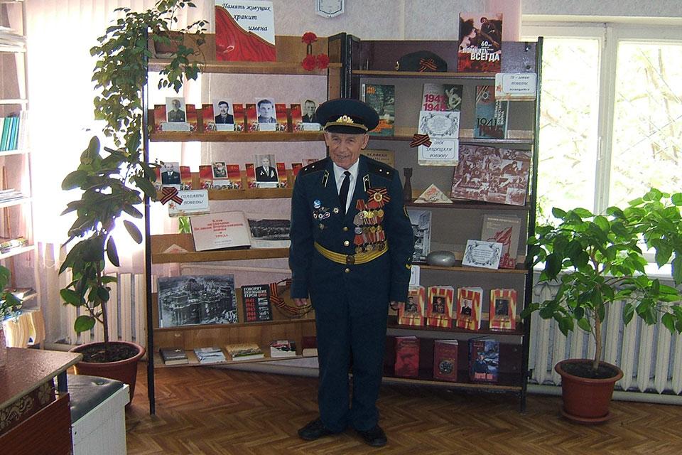 Встреча с Ткачевым Андреем Ивановичем