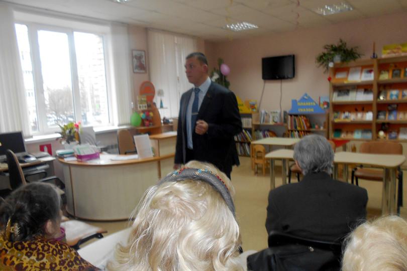 Встреча с Скачко Кириллом Сергеевичем