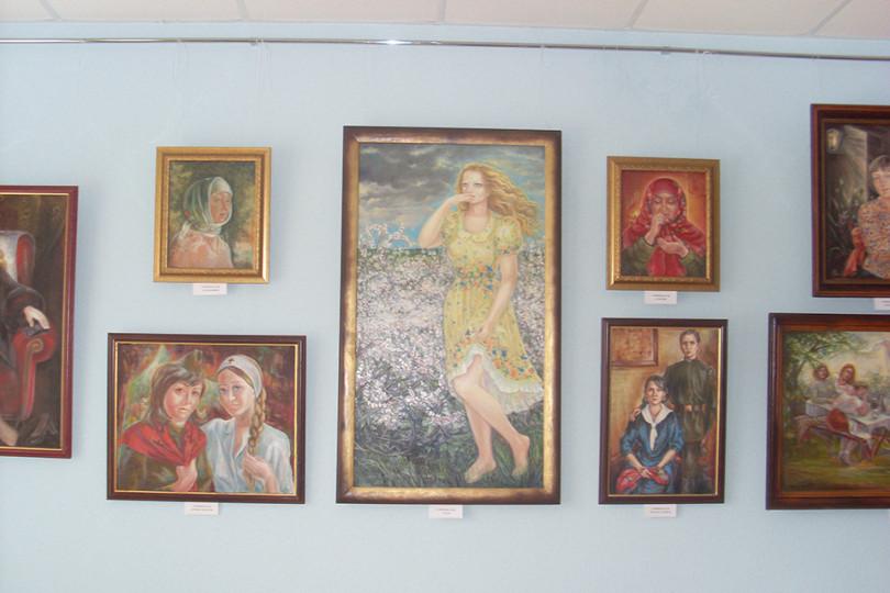 Выставки в Деловой библиотеке