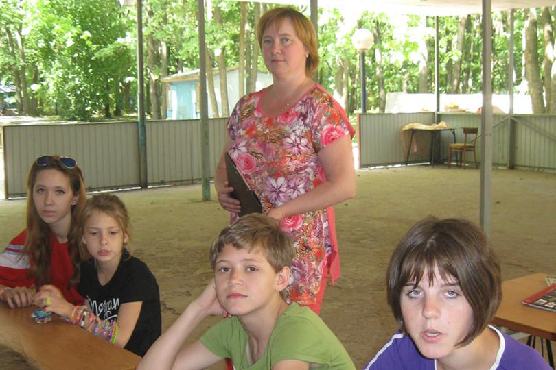 Мероприятия в детских лагерях