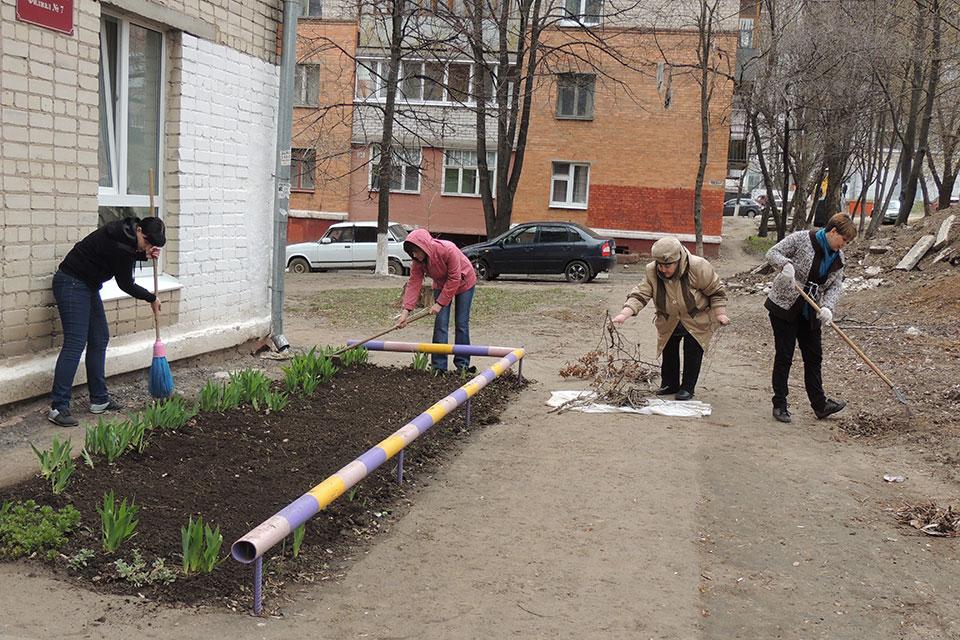 Акция «Чистый город – забота каждого»