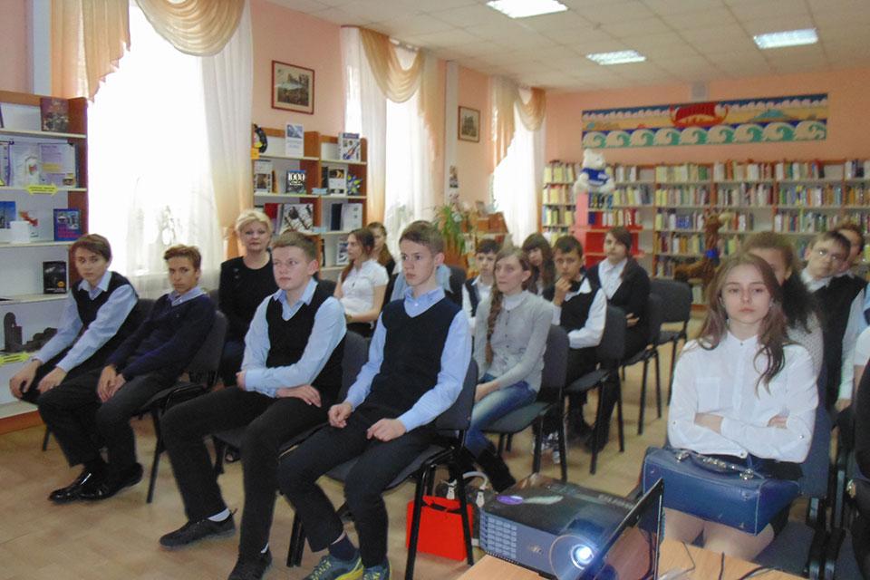 Встреча с ликвидаторами аварии на Чернобыльской АЭС