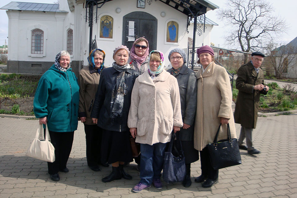 Экскурсия по Белгородскому району