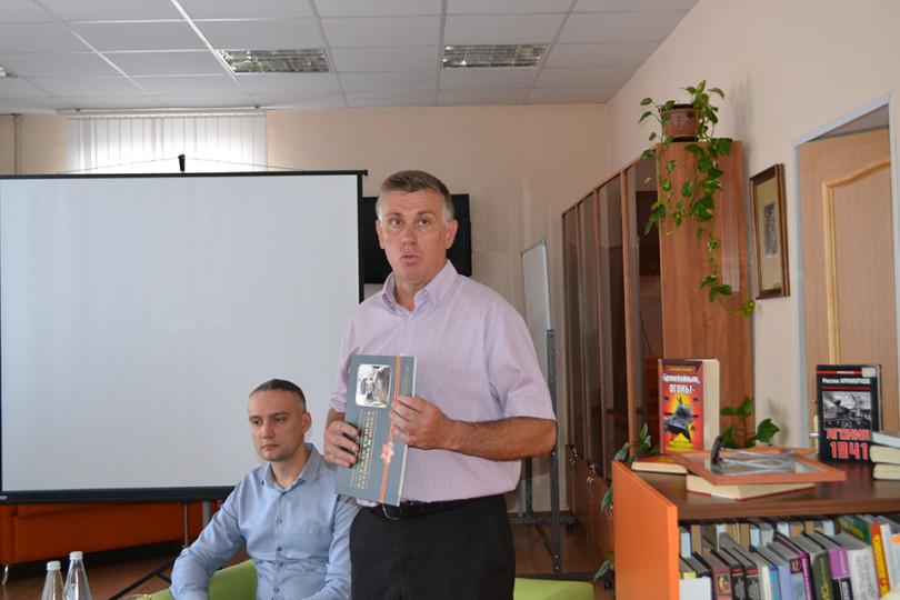 Встреча с Василием Жураховым