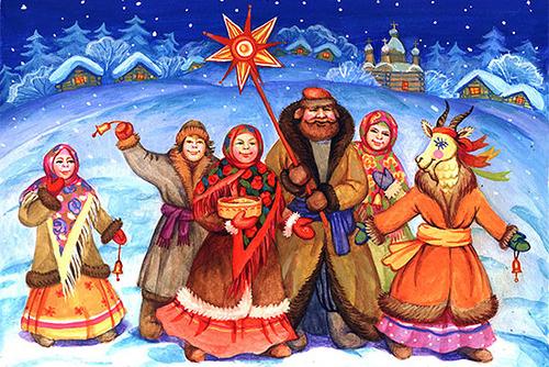 Фольклорные посиделки «Рождественский вечер»