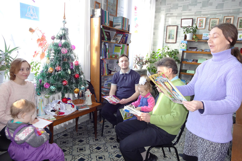 Рождественская история «Ёлка»