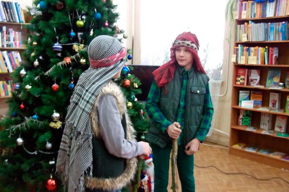«В Рождество все мы немного волшебники»