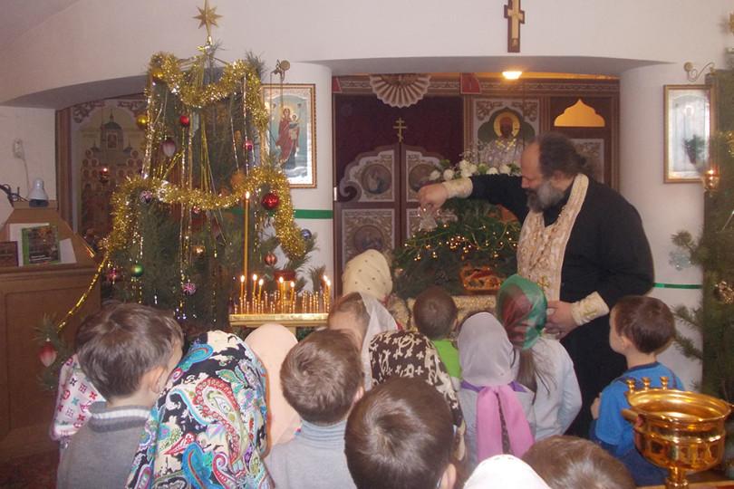 «Первые шаги в православном храме»