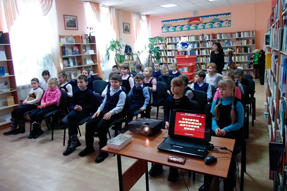 Игровая программа «У Гайдара день рождения»