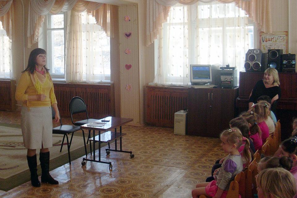 Встреча с Людмилой Неженцевой