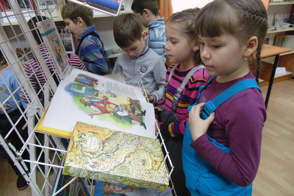 Литературная экспедиция «У тесовых ворот сказки»