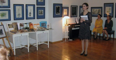 Музыкальный вечер «Импрессионизм: музыка и живопись»