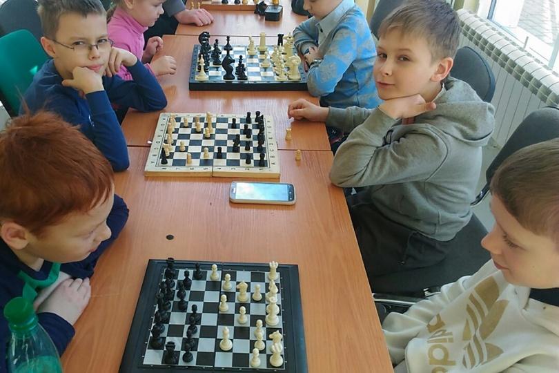 «Моя шахматная история»