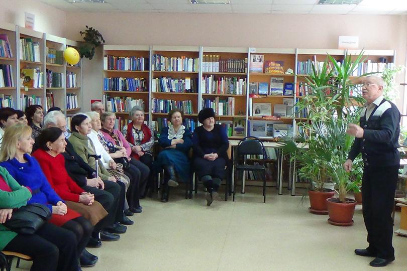 Творческая встреча с композитором Александром Балбековым