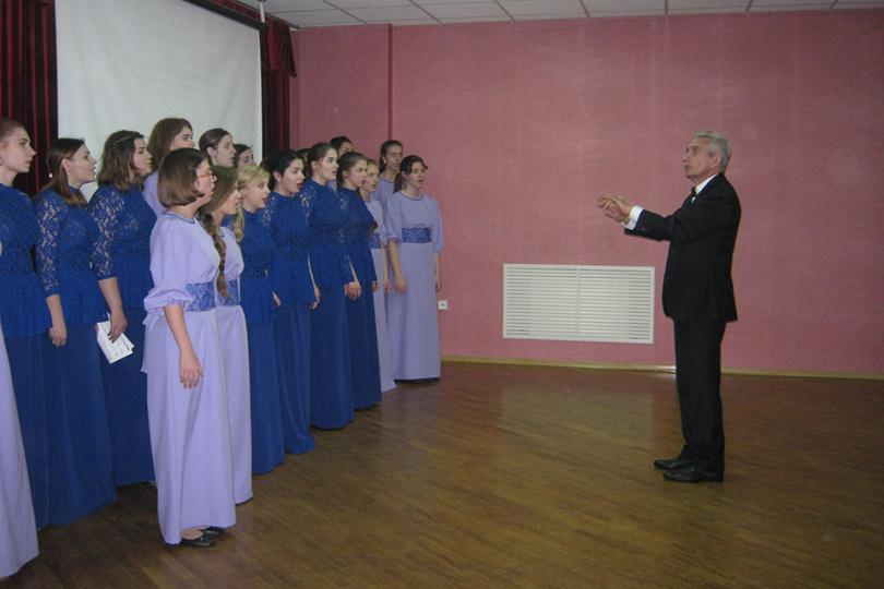 Вечер памяти Степана Дегтярёва