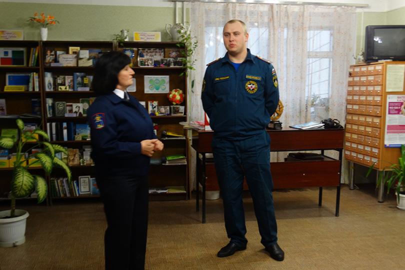 2016 год в МЧС России – Год пожарной охраны