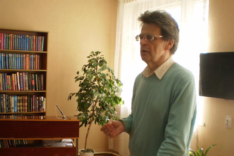 Встреча с Хоничевым Николаем Васильевичем