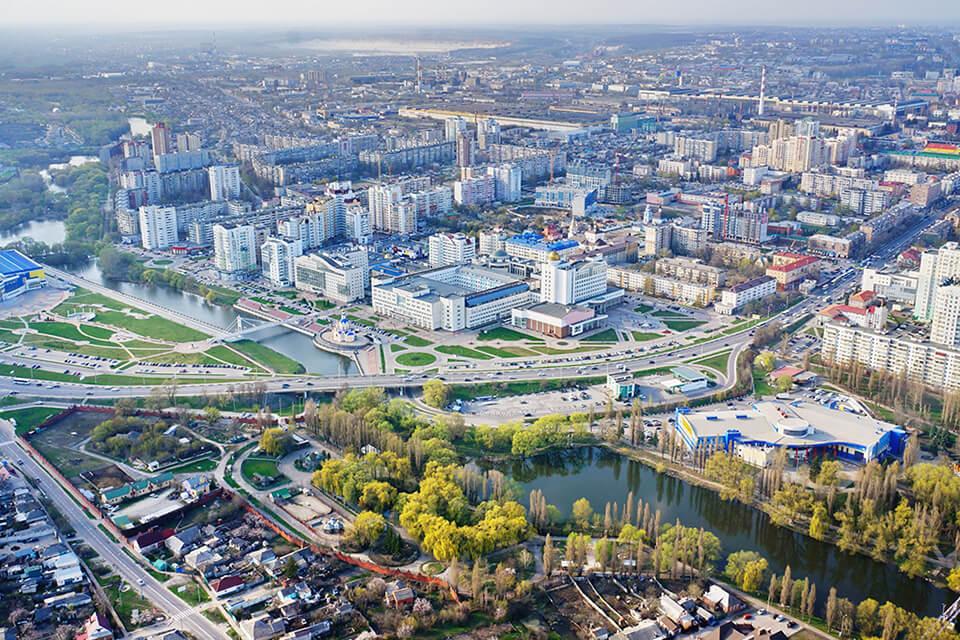 Обзорные автобусные экскурсии погороду Белгороду
