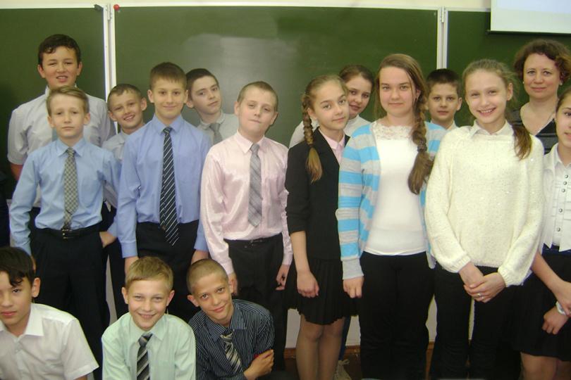 «Страницы истории. Экипаж танкиста Попова»