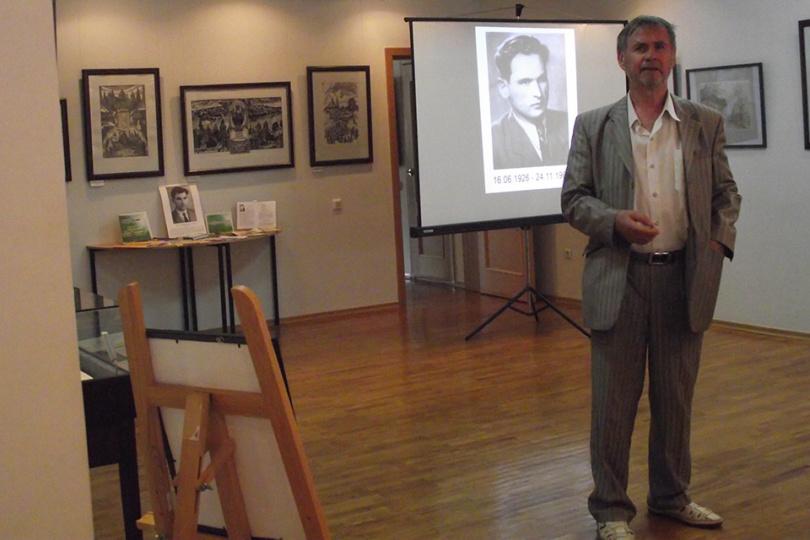 Литературный вечер, посвящённый 90-летию со дня рождения В. С. Буханова
