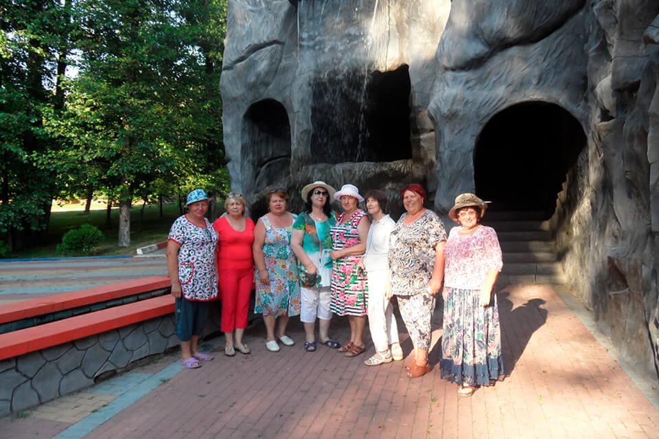 «Экскурсионная тропа по Белгородскому краю»