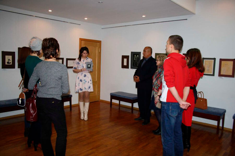 Экскурсия для гостей конференции НИУ БелГУ