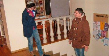Новые приключения «человека рассеянного» в Пушкинской библиотеке-музее