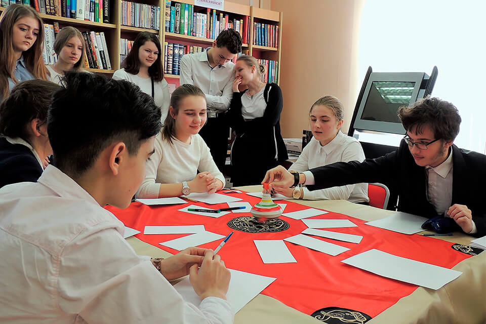 «Избирательная культура молодежи»