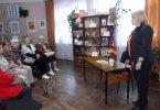 Встреча с Л. Н. Неженцевой