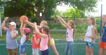«Жаркое лето – спортом согрето»