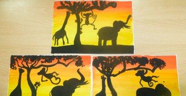 «Африка, Африка…»