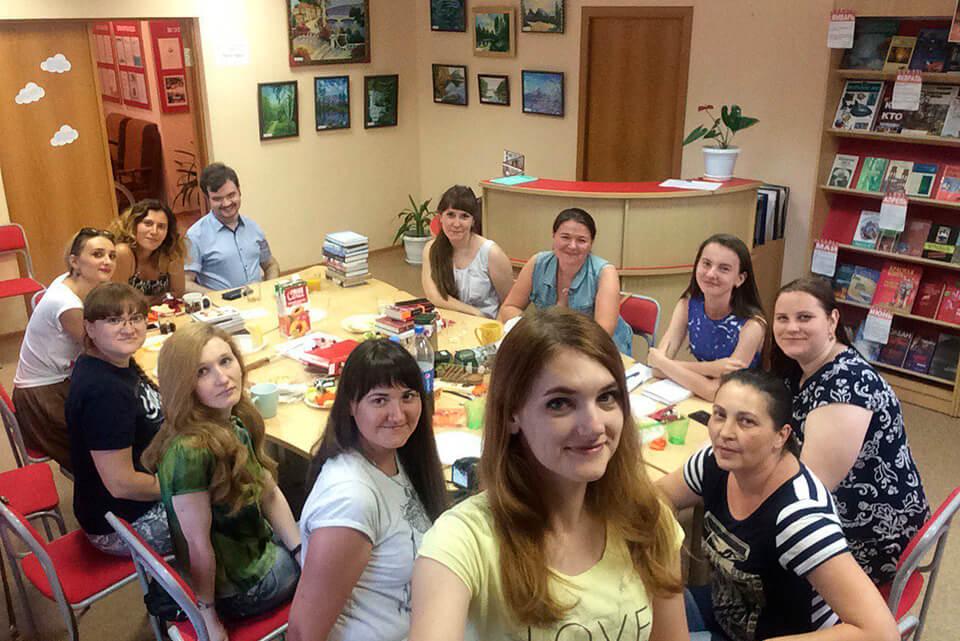 Встреча литературного клуба «Бамбук»
